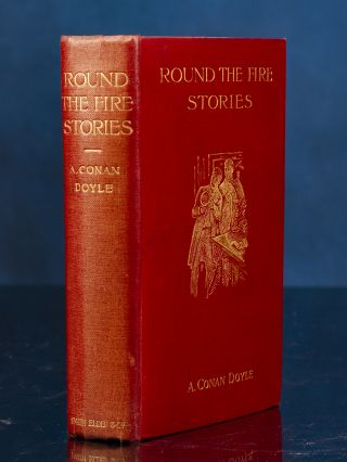 Round the Fire Stories. Arthur Conan DOYLE, A. CASTAIGNE