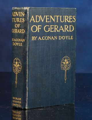Adventures of Gerard. Arthur Conan DOYLE, William Barnes WOLLEN