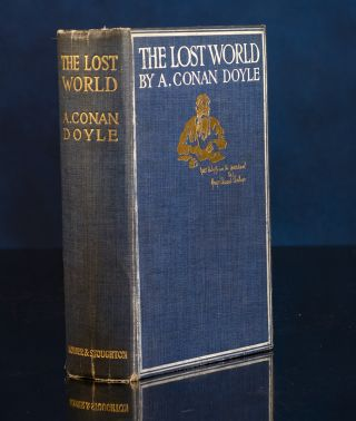 Lost World, The. Arthur Conan DOYLE