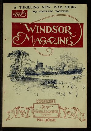 The Three Correspondents. A Thrilling New War Story] The Windsor Magazine. Arthur Conan DOYLE,...