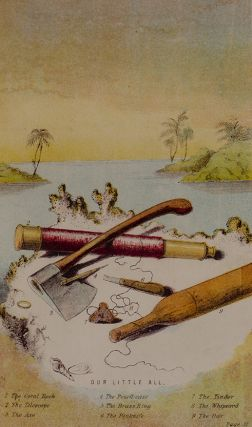 Coral Island, The: A Tale of the Pacific Ocean…