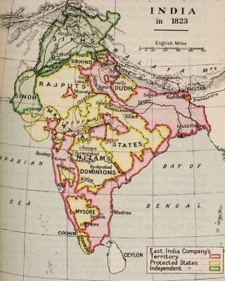 History of India, A