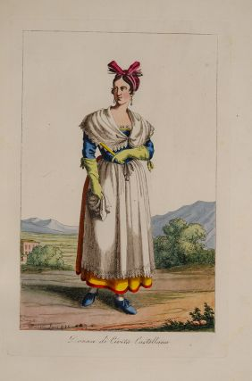 [Italian Trades and Costumes]