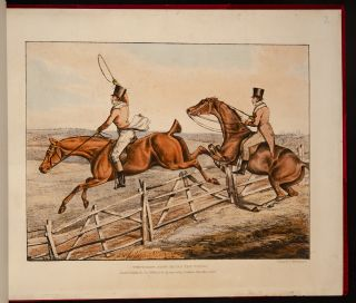 [The Right Sort, Six coloured plates drawn by Henry Alken, printed by C. Hullmandel]