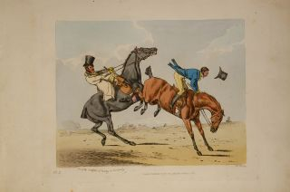 Scenes in the Life of Master George [and] Specimens of Riding near London
