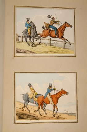 Collection of Sporting and Humorous Designs, A
