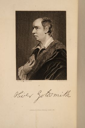 Poetical Works of Oliver Goldsmith, The