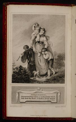 Poetical Works of Oliver Goldsmith, M.B., The