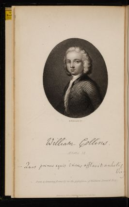 Poetical Works of William Collins, The